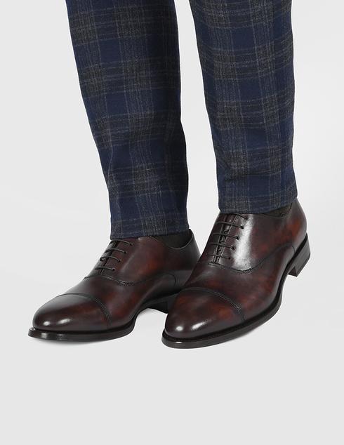 бордовые Туфли Doucal'S DU1260AVIGUF091TG02