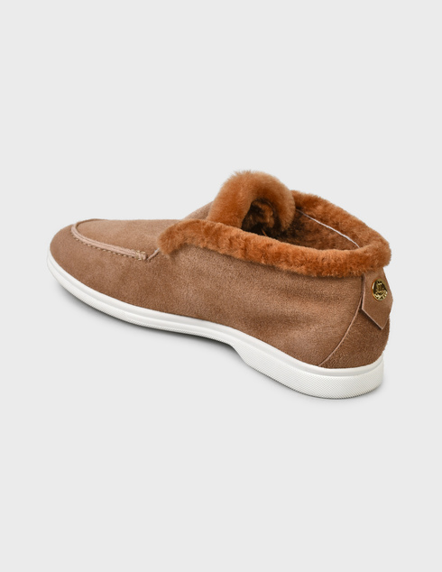 женские коричневые Ботинки Loriblu 1I29502522- FANMO - фото-2