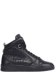 Мужские кроссовки Roberto Cavalli 3052_black