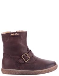 Детские ботинки для девочек FALCOTTO 1213-brown