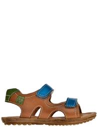Детские сандалии для мальчиков Naturino Sky-cognac-avio_brown