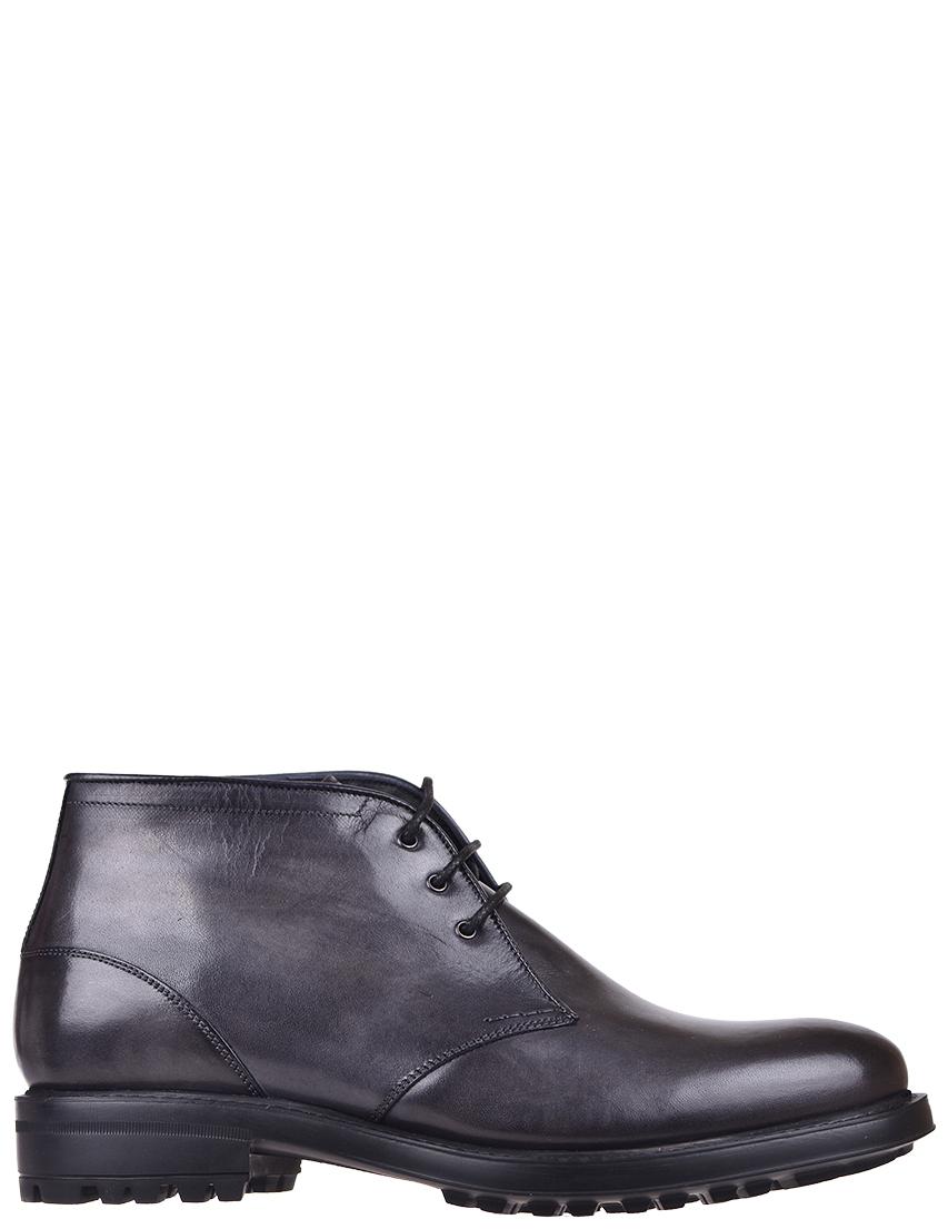 Купить Ботинки, GIULIO MORETTI, Серый, Осень-Зима
