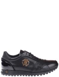 Мужские кроссовки Roberto Cavalli 6217_black