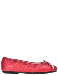 Детские балетки для девочек Moschino 25728-rosso_red