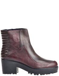 Женские ботинки Pakerson Z2001_vinous