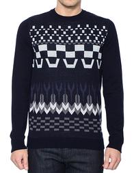 Мужской свитер ANTONY MORATO SW00753YA4000887051_blue