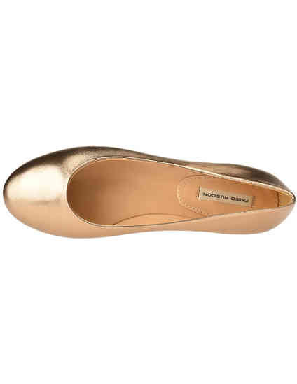 золотые Балетки Fabio Rusconi S-3692_gold размер -