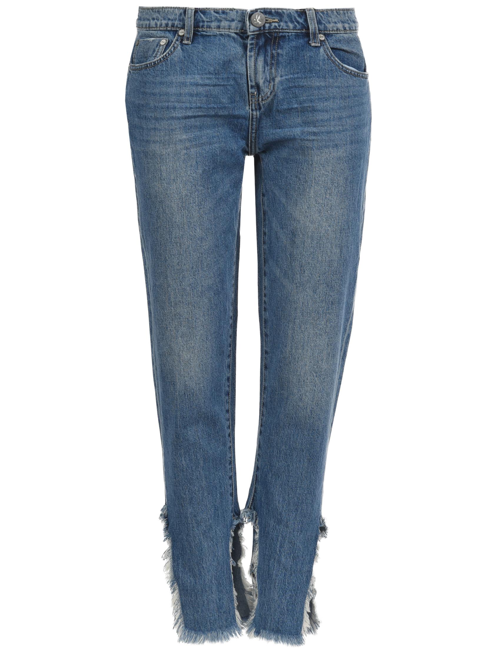 Женские джинсы ONETEASPOON 20954-LONG-oxford_blue