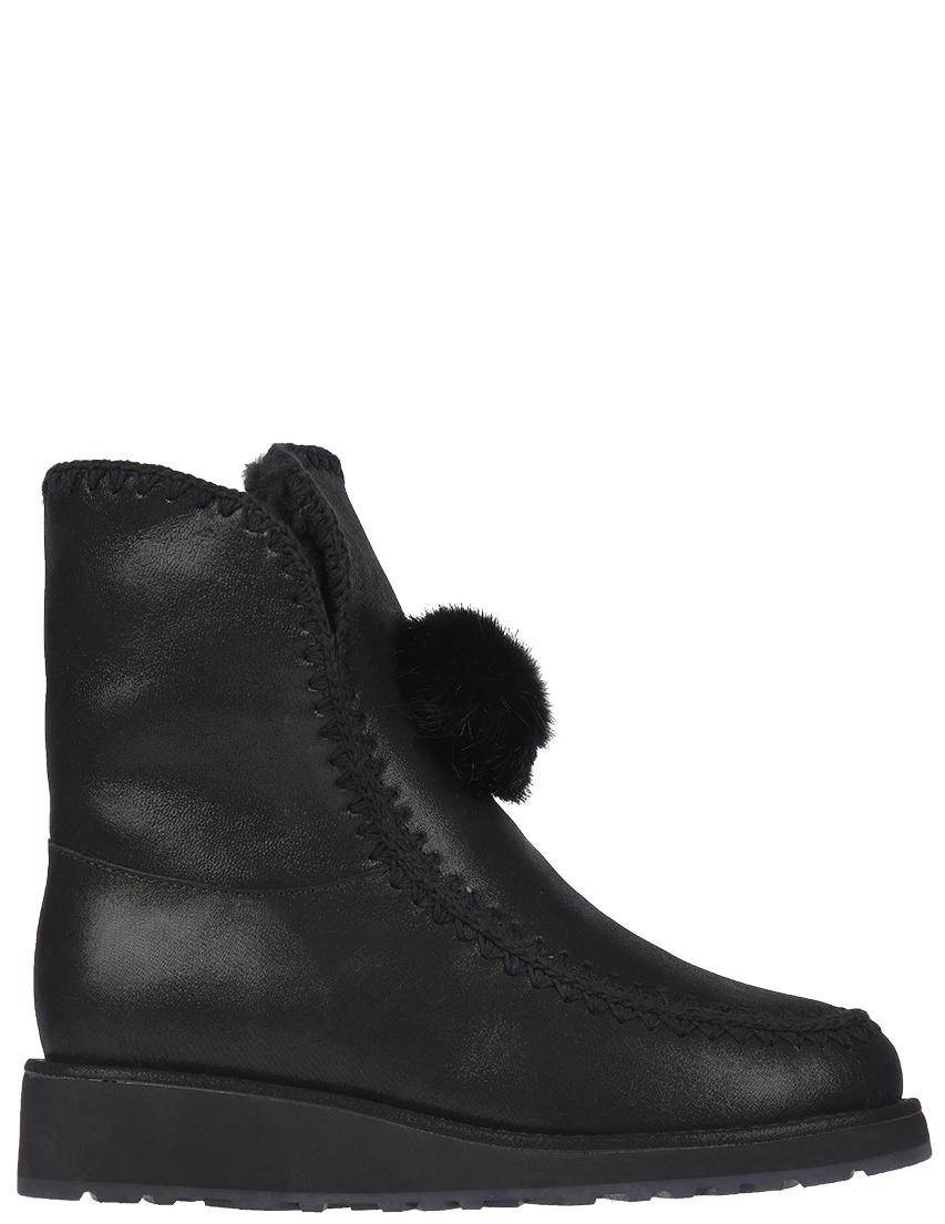 Женские ботинки Gianni Renzi AGR-S1374_black