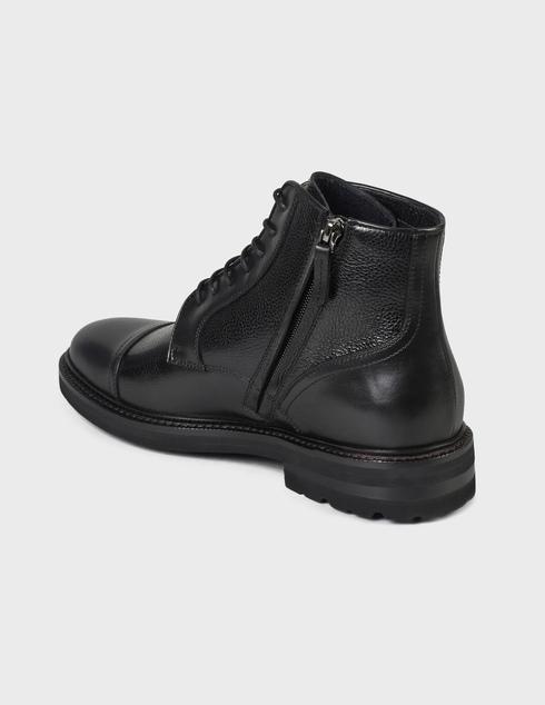 мужские черные Ботинки Henderson Baracco AGR-81521.BL.0 - фото-2
