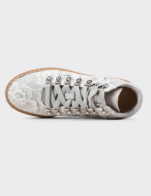 серые Ботинки Le Silla 502-gray размер - 35; 36; 37; 39