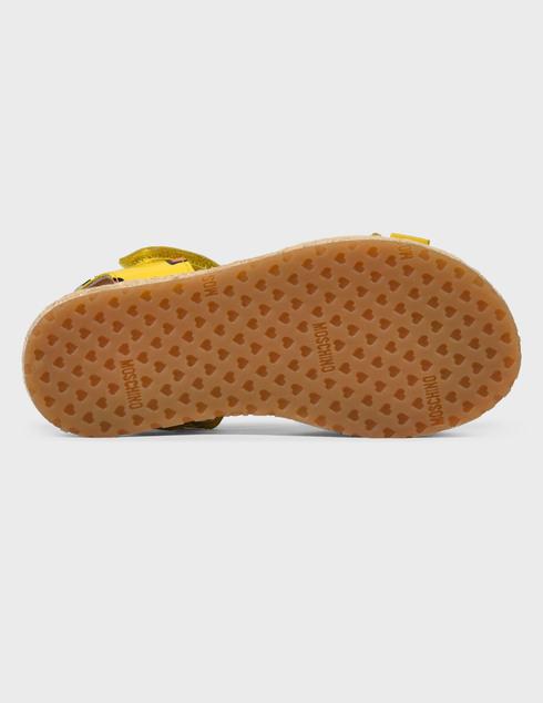 Moschino 25978-yellow фото-4