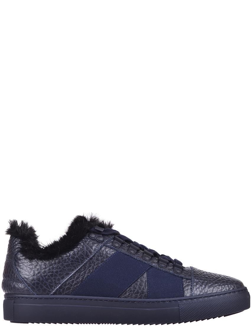 Мужские кеды Stokton 670-L-blunotte_blue