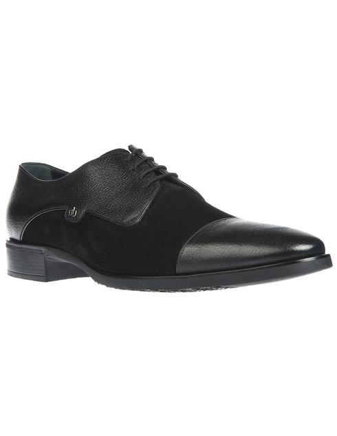 черные мужские Туфли Aldo Brue AB485BP-CMTU 9013 грн