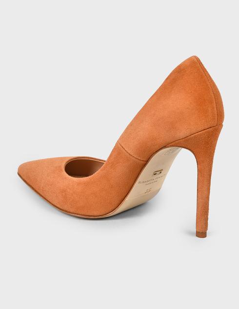 женские коричневые Туфли Elisabetta Franchi SA-45F-11E2-V320-Q65 - фото-2