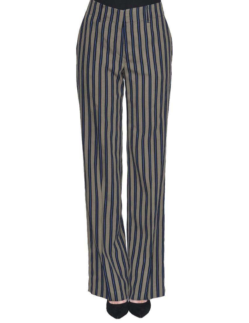 Женские брюки RENE LEZARD 8206-F053-763_green