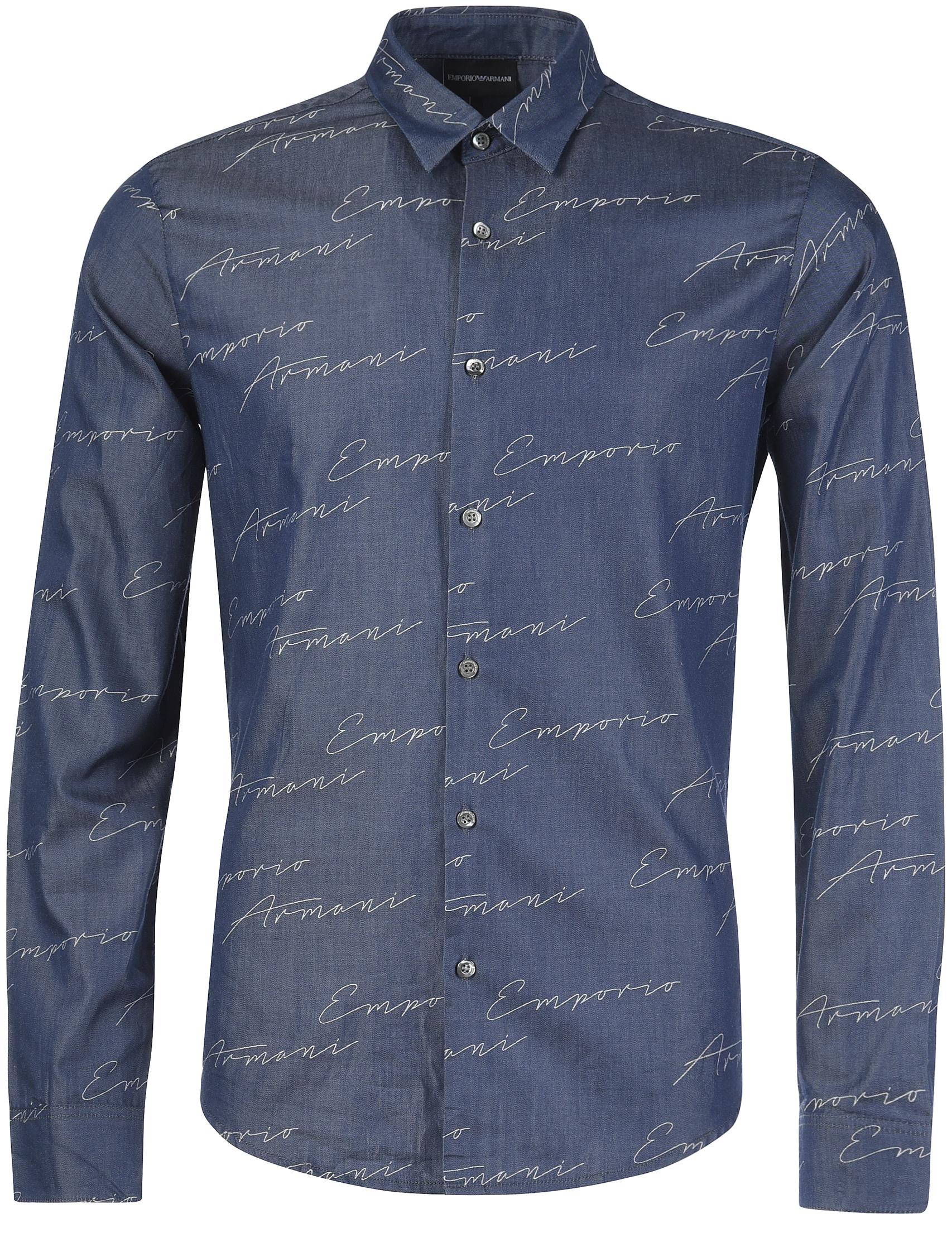 Рубашка EMPORIO ARMANI 6Z1C091NUYZ-F909