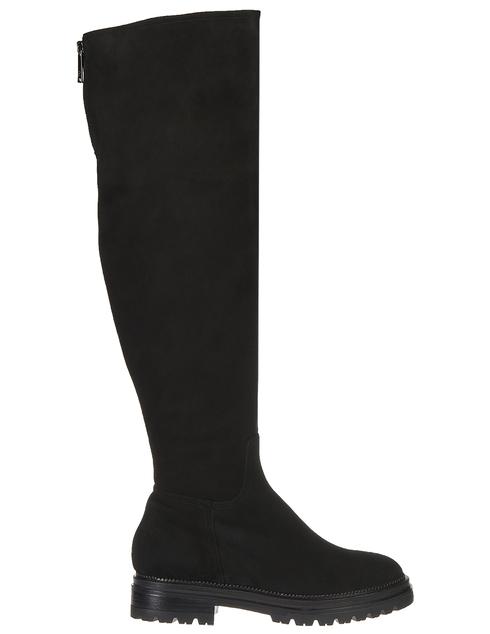 черные Ботфорты Loretta Pettinari 14559_black размер - 36; 38; 40