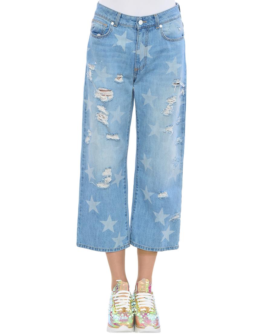 Женские джинсы UP JEANS UWPA0807--denim