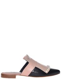 Женские шлепанцы Pertini 13170-roza_pink