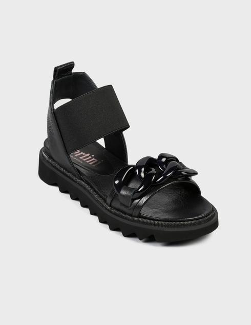 черные Босоножки Pertini 211W30942D1