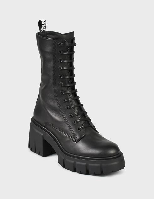 женские черные Ботинки Loriblu 2I6TM11300 - фото-2