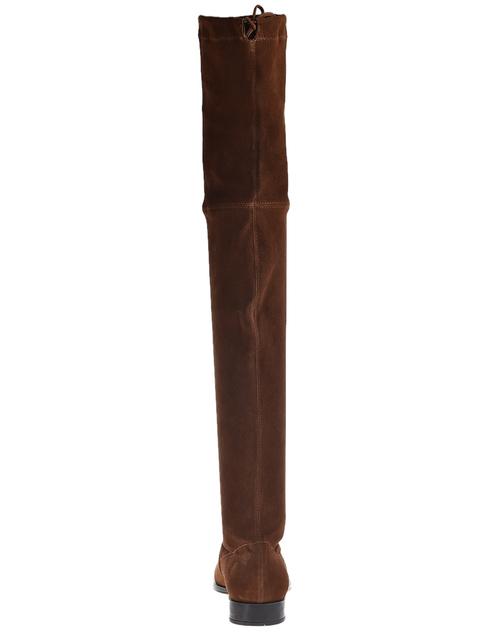 коричневые женские Ботфорты Mascaro 304_brown 10469 грн