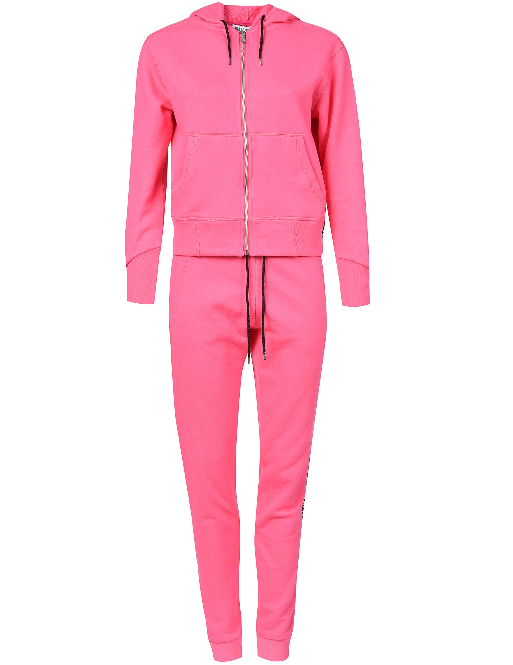 Купить Спортивный костюм, BIKKEMBERGS, Розовый, 94%Хлопок 6%Полиамид, Осень-Зима