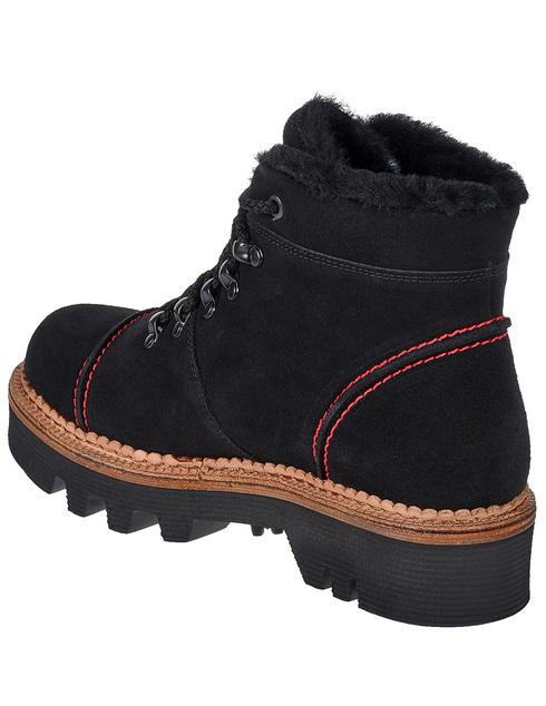 черные женские Ботинки Montelliana MNTL4_125_1 11474 грн