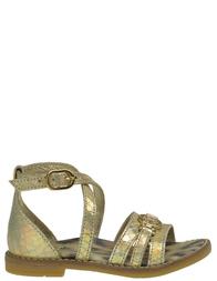 Детские сандалии для девочек ROBERTO CAVALLI I41696_gold