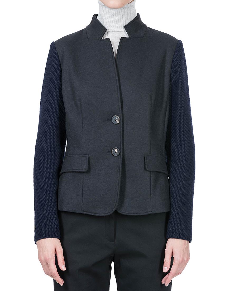 Женский пиджак PESERICO S61009_blue