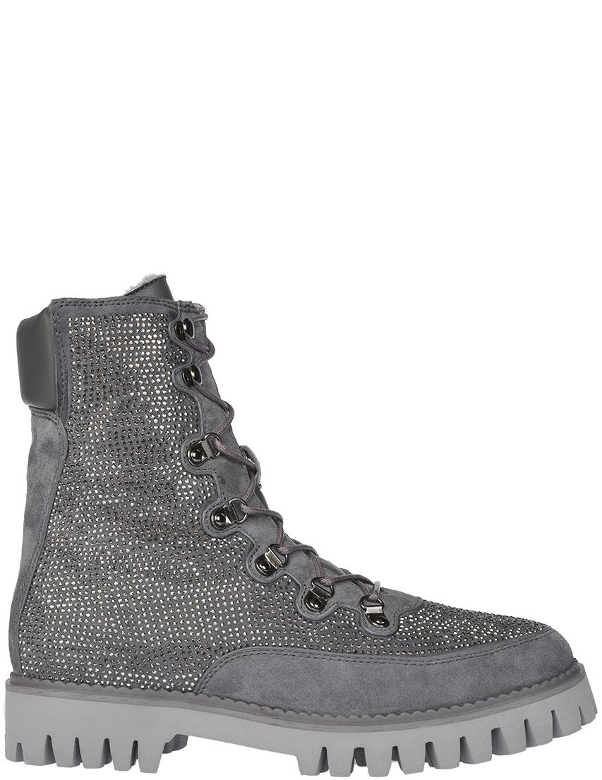 Женские ботинки Gianni Renzi AGR-1386D_gray