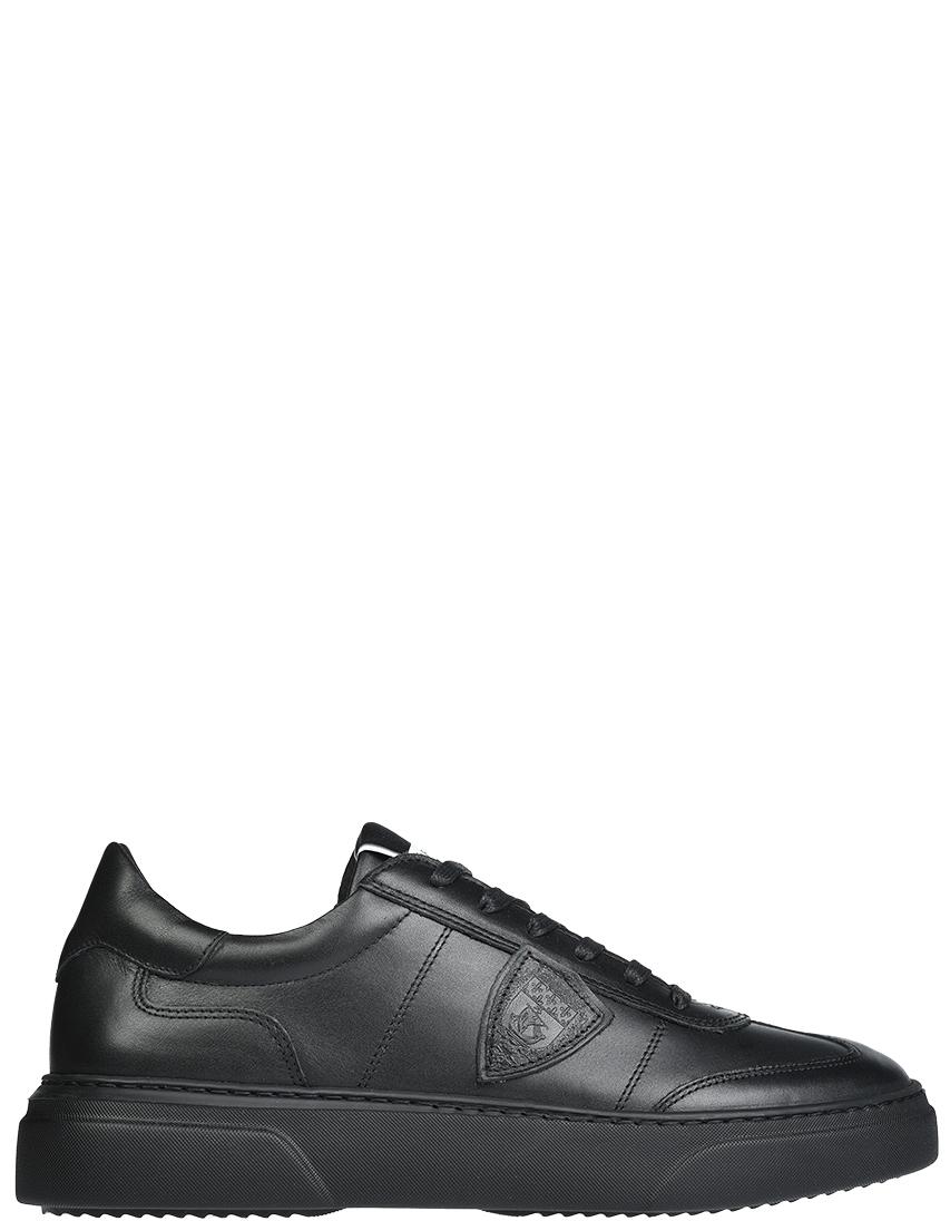 Мужские кроссовки Philippe Model V012_black