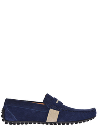 Мужские мокасины Doucal'S S1573_blue