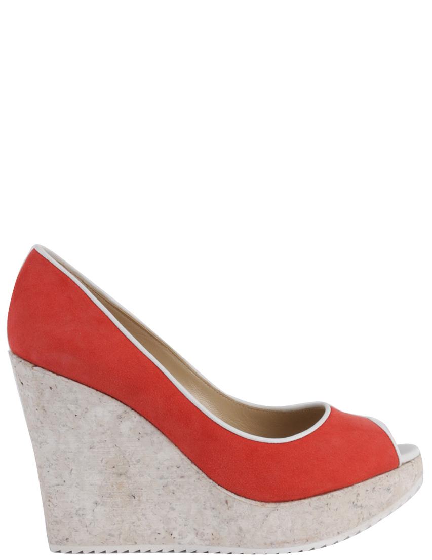 Купить Туфли, VICINI, Красный, Весна-Лето
