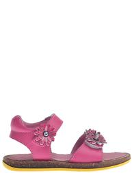 Детские сандалии для девочек ROMAGNOLI 9400_pink