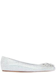 Женские балетки Le Silla 2082_silver