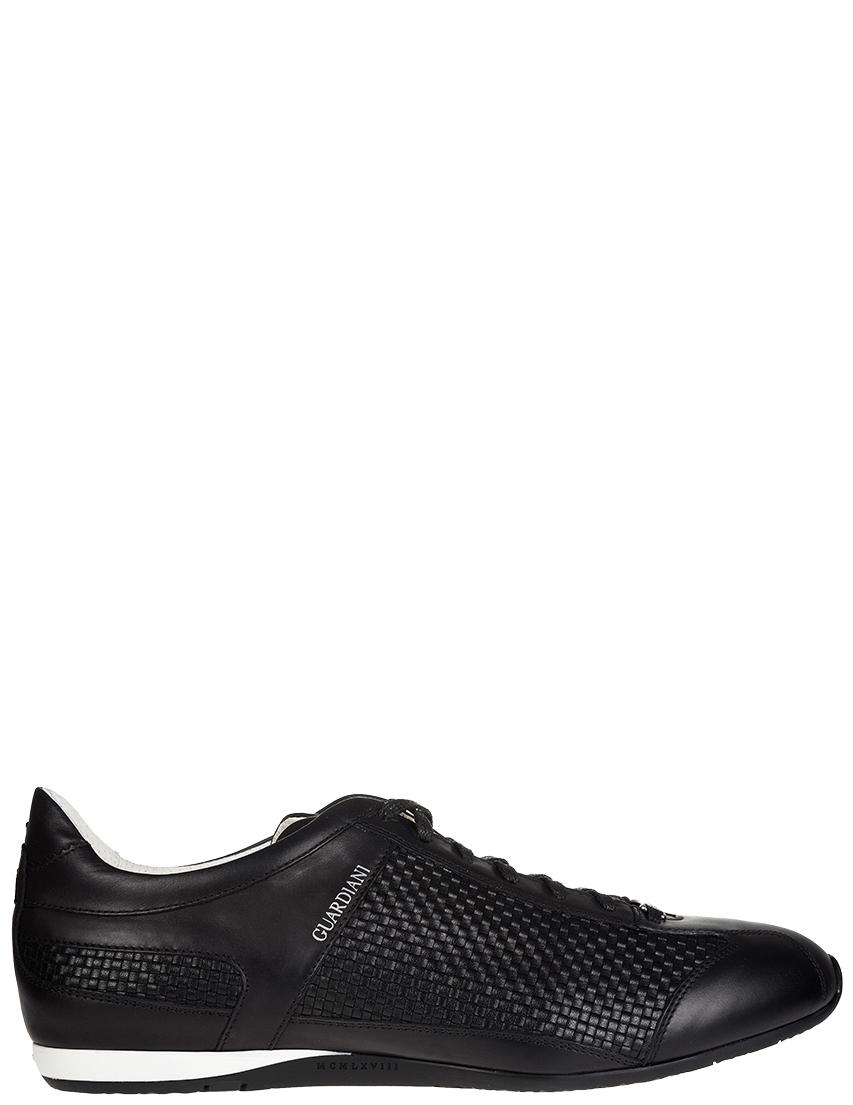 Мужские кроссовки Alberto Guardiani 763361_black