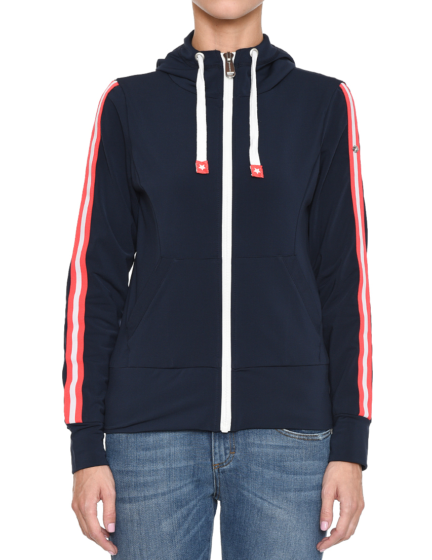 Женская спортивная кофта GOLDBERGH GB4010181-506_blue