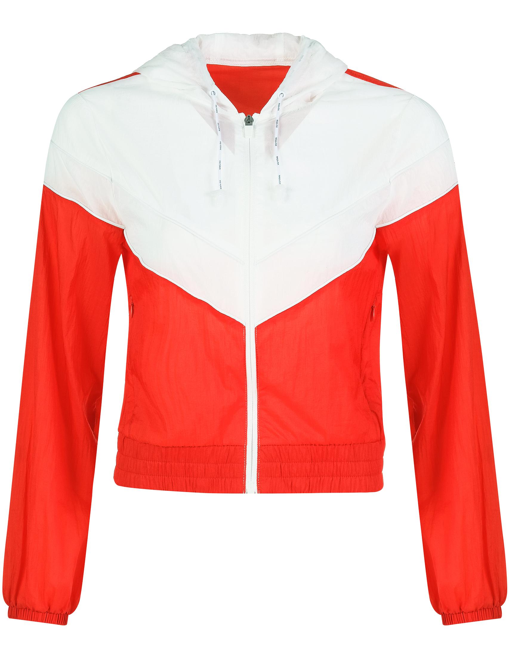 Купить Куртки, Куртка, PATRIZIA PEPE, Красный, 100%Полиамид, Весна-Лето