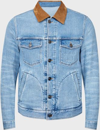 BRIONI джинсовая куртка