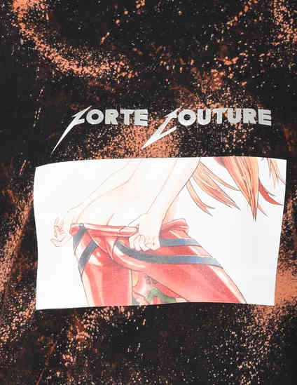 Forte Couture FC-SS18-82-black фото-4