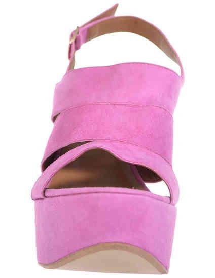 фиолетовые Босоножки Esther Collezioni Cris036_pink размер - 36; 39; 41