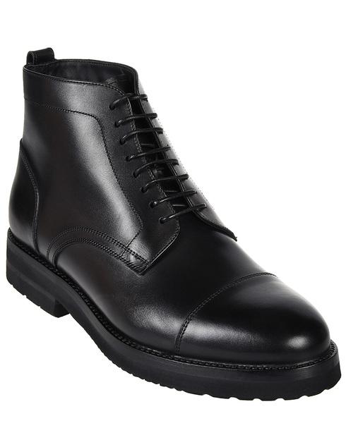 черные Ботинки Franceschetti 0128019