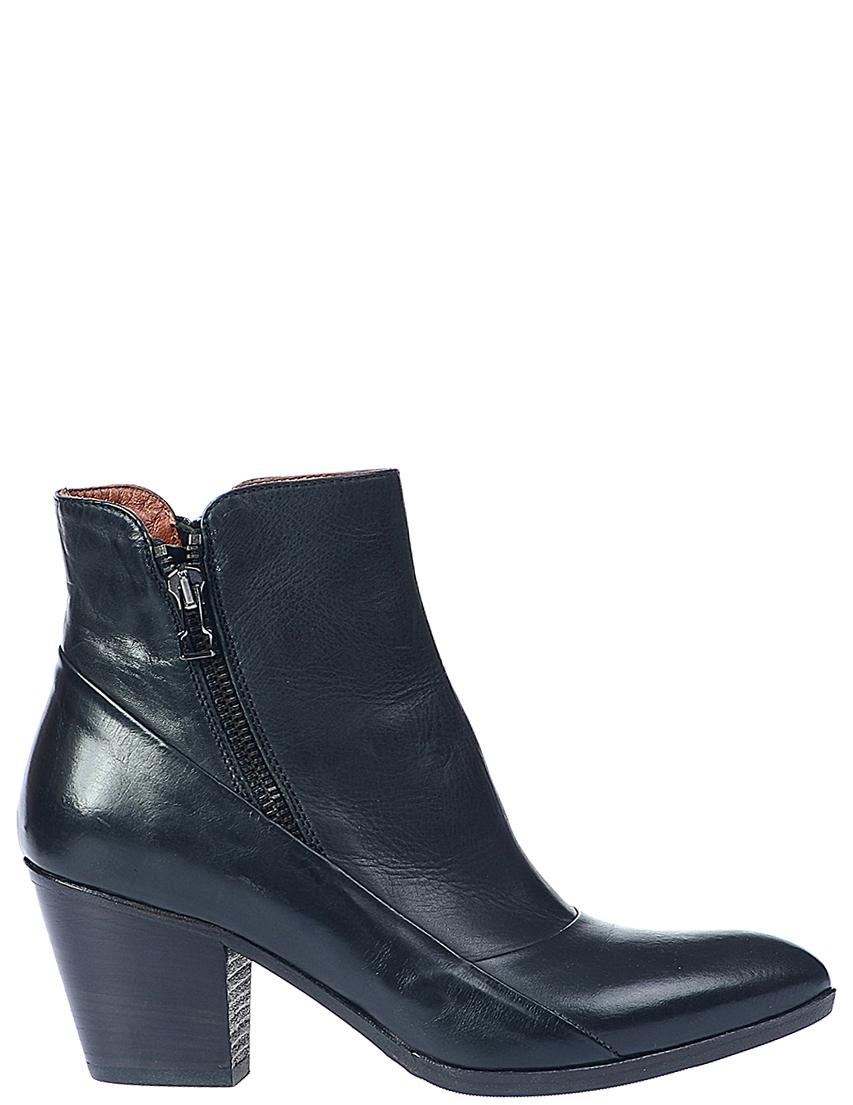 Купить Ботинки, FRU.IT, Черный, Осень-Зима