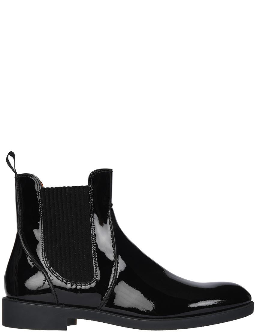 Ботинки, MARC BY MARC JACOBS, Черный, Осень-Зима  - купить со скидкой