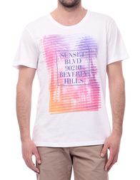 Мужская футболка TRU TRUSSARDI 52368501