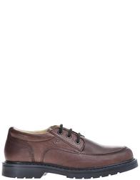 Детские туфли для мальчиков Naturino 4483_brown