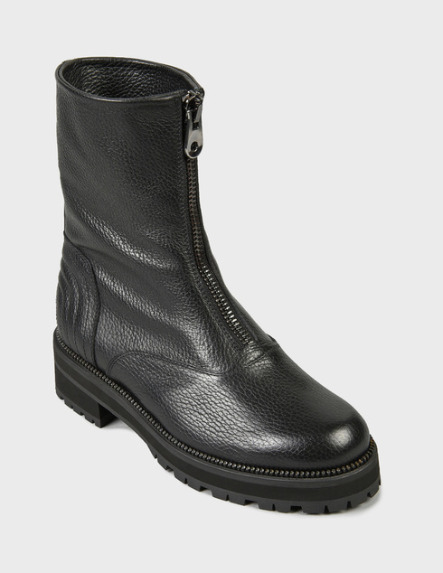 женские черные Ботинки Pertini 202W15979D1 - фото-2