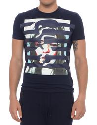 Мужская футболка ANTONY MORATO KS01056FA120001-7043